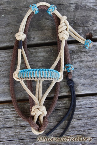 free, rope halter, lead rope, yacht braid, contest, western, rear view mirror, decor, decoration